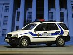 Mercedes ML320 2003 Alabama Police Units - IXO