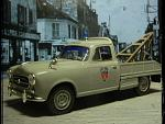 Peugeot 203 police depanneuse UH
