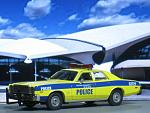 Plymouth Fury 1977 - Port Authority of New York & New Jersey Police - Greenlight