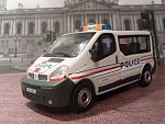 Renault Trafic police Hongwell