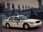 Ford Crown Victoria police municipale Ixo