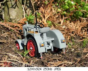 Тракторы №78 - Eicher ED 25/II
