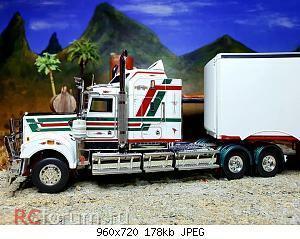 Австралийские грузовики в 1:50