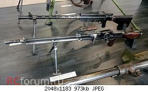 Пулеметы. Восточная Европа.