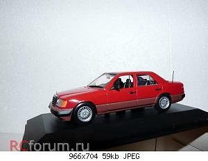 Minichamps 3210 Mercedes-Benz W124 300D Turbo 1987 Minichamps 3210.jpg