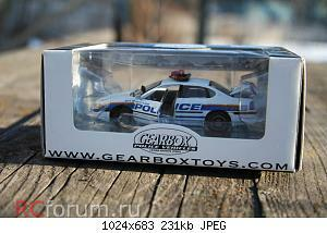 Chevrolet Impala Police '2007 Gearbox 2.jpg