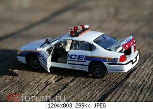 Chevrolet Impala Police '2007 Gearbox 5.jpg