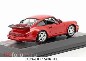 Нажмите на изображение для увеличения Название: Porsche 911 (964) Turbo year 1990 guards red Minichamps 430069104 2304 4.jpg Просмотров: 5 Размер:154.0 Кб ID:5931858