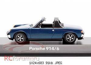 Нажмите на изображение для увеличения Название: Porsche 914-6 year 1973 blue metallic Spark MAP02005918 59,95 5.jpg Просмотров: 4 Размер:91.4 Кб ID:5931862