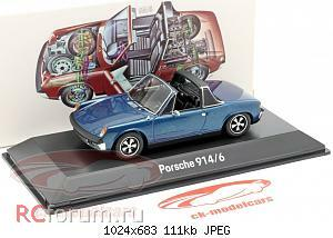 Нажмите на изображение для увеличения Название: Porsche 914-6 year 1973 blue metallic Spark MAP02005918 59,95 1.jpg Просмотров: 4 Размер:111.4 Кб ID:5931864