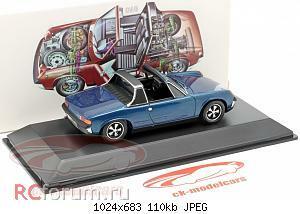 Нажмите на изображение для увеличения Название: Porsche 914-6 year 1973 blue metallic Spark MAP02005918 59,95 2.jpg Просмотров: 3 Размер:109.9 Кб ID:5931865