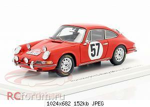 Нажмите на изображение для увеличения Название: Porsche 911 S #57 Rallye Monte Carlo 1966 Buchet, Schlesser Spark S6603 64,95 3.jpg Просмотров: 2 Размер:151.5 Кб ID:5931869