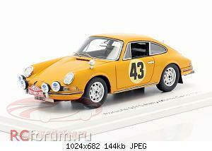 Нажмите на изображение для увеличения Название: Porsche 911 S #43 Rallye Monte Carlo 1967 Aarnio-Wihuri, Laakso Spark S6605 64,95 3.jpg Просмотров: 3 Размер:143.5 Кб ID:5931874