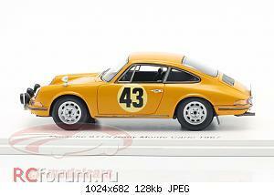 Нажмите на изображение для увеличения Название: Porsche 911 S #43 Rallye Monte Carlo 1967 Aarnio-Wihuri, Laakso Spark S6605 64,95 5.jpg Просмотров: 3 Размер:127.6 Кб ID:5931875