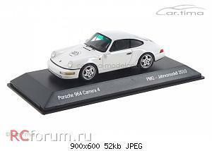 Нажмите на изображение для увеличения Название: Porsche 911 (964) Carrera 4 Grandprix-weiß Spark MAP02007011 1.jpg Просмотров: 3 Размер:52.5 Кб ID:5939106