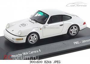 Нажмите на изображение для увеличения Название: Porsche 911 (964) Carrera 4 Grandprix-weiß Spark MAP02007011 2.jpg Просмотров: 3 Размер:82.2 Кб ID:5939107