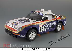 Нажмите на изображение для увеличения Название: Porsche 959 Dakar Rally raid True Scale Miniatures TSM111806R_01.JPG Просмотров: 8 Размер:371.5 Кб ID:2434990