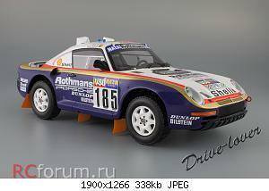 Нажмите на изображение для увеличения Название: Porsche 959 Dakar Rally raid True Scale Miniatures TSM111806R_02.JPG Просмотров: 8 Размер:338.3 Кб ID:2434991