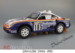 Нажмите на изображение для увеличения Название: Porsche 959 Dakar Rally raid True Scale Miniatures TSM111806R_03.JPG Просмотров: 8 Размер:329.7 Кб ID:2434992
