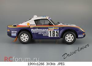Нажмите на изображение для увеличения Название: Porsche 959 Dakar Rally raid True Scale Miniatures TSM111806R_06.JPG Просмотров: 6 Размер:303.3 Кб ID:2434995