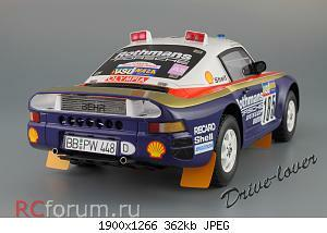 Нажмите на изображение для увеличения Название: Porsche 959 Dakar Rally raid True Scale Miniatures TSM111806R_11.JPG Просмотров: 8 Размер:361.6 Кб ID:2435002