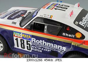 Нажмите на изображение для увеличения Название: Porsche 959 Dakar Rally raid True Scale Miniatures TSM111806R_15.JPG Просмотров: 7 Размер:453.7 Кб ID:2435006