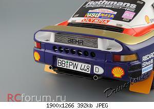 Нажмите на изображение для увеличения Название: Porsche 959 Dakar Rally raid True Scale Miniatures TSM111806R_20.JPG Просмотров: 10 Размер:392.5 Кб ID:2435013