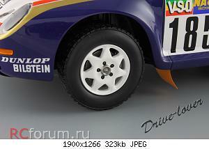 Нажмите на изображение для увеличения Название: Porsche 959 Dakar Rally raid True Scale Miniatures TSM111806R_21.JPG Просмотров: 4 Размер:322.6 Кб ID:2435014