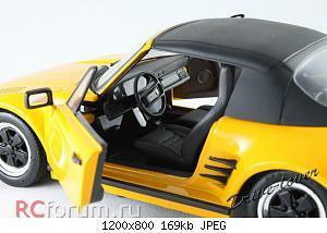 Нажмите на изображение для увеличения Название: Porsche 911 Turbo Slantnose Cabriolet Revell 08670_09.jpg Просмотров: 17 Размер:168.7 Кб ID:2444092