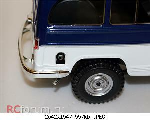 Jeep Willys Station Wagon (1955) 1 18 Lucky Diecast 14.JPG