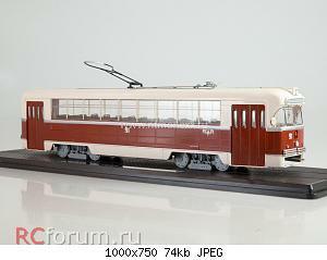 Нажмите на изображение для увеличения Название: Трамвай РВЗ-6М2___.jpg Просмотров: 12 Размер:73.8 Кб ID:5857253