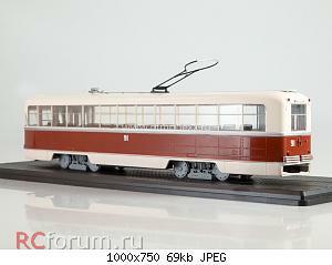 Нажмите на изображение для увеличения Название: Трамвай РВЗ-6М2____.jpg Просмотров: 11 Размер:69.3 Кб ID:5857254