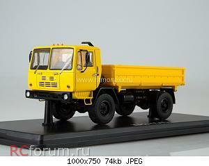 Нажмите на изображение для увеличения Название: КАЗ-4540 самосвал.jpg Просмотров: 18 Размер:74.1 Кб ID:5952717