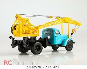 Нажмите на изображение для увеличения Название: Автокран ЛАЗ-690 (164)_.jpg Просмотров: 16 Размер:281.3 Кб ID:5728582