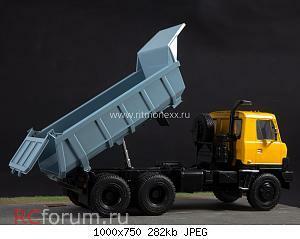Нажмите на изображение для увеличения Название: Tatra 815S1 самосвал_.jpg Просмотров: 11 Размер:282.0 Кб ID:5768814