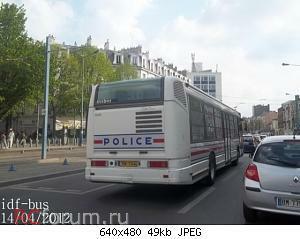 Нажмите на изображение для увеличения Название: L'Irisbus Agora Police Nationale 1996 ++.jpg Просмотров: 6 Размер:49.2 Кб ID:5353621