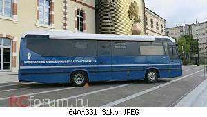 Нажмите на изображение для увеличения Название: LOHR L96 laboratoire mobile gendarmerie nationale 1996.jpg Просмотров: 3 Размер:31.1 Кб ID:5357823