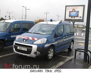 Нажмите на изображение для увеличения Название: Peugeot Partner Tepee GENDARMERIE EQUIPE CYNOPHILE 2008.jpg Просмотров: 5 Размер:77.5 Кб ID:5363783