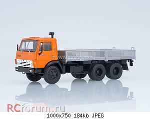 Нажмите на изображение для увеличения Название: Бортовой автомобиль КАМАЗ-5320.jpg Просмотров: 16 Размер:184.3 Кб ID:5030683