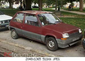 Нажмите на изображение для увеличения Название: Renault 5 GTL 01.jpg Просмотров: 13 Размер:511.3 Кб ID:5986279
