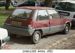 Нажмите на изображение для увеличения Название: Renault 5 GTL 02.jpg Просмотров: 13 Размер:440.0 Кб ID:5986280