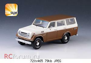 Toyota Land Cruiser FJ55 1979 Brown 1-43 GLM300503 .jpg