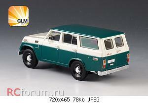 Toyota Land Cruiser FJ55 1979 Green 1-43  GLM300504.jpg