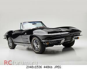 Нажмите на изображение для увеличения Название: 1963 Corvette Sting Ray 327 L84 Convertible (03).jpg Просмотров: 2 Размер:447.7 Кб ID:4237336
