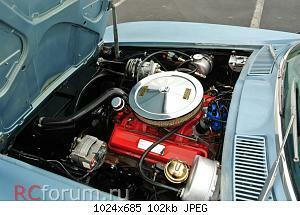 Нажмите на изображение для увеличения Название: 1963-Chevrolet-Corvette-Engine.jpg Просмотров: 10 Размер:101.5 Кб ID:4237381