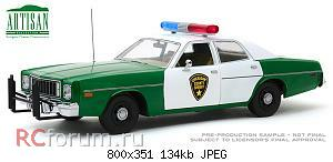 Нажмите на изображение для увеличения Название: Plymouth Fury - Chickasaw County Sheriff.jpg Просмотров: 15 Размер:134.4 Кб ID:5609386