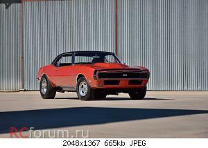 Нажмите на изображение для увеличения Название: 1968 Camaro RS SS 427 Phase III by Motion (01c).jpeg Просмотров: 9 Размер:664.5 Кб ID:5206195