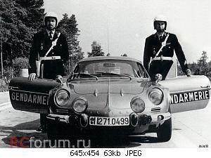 Нажмите на изображение для увеличения Название: Renault Alpine A110 Gendarmerie, 1971+.jpeg Просмотров: 3 Размер:63.4 Кб ID:5308854