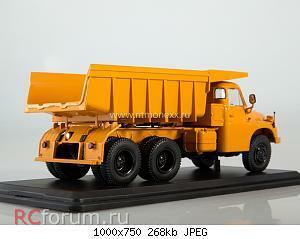 Нажмите на изображение для увеличения Название: Tatra-148S1 самосвал_.jpg Просмотров: 13 Размер:268.1 Кб ID:5601930