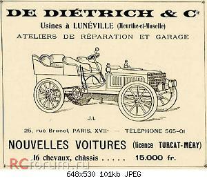 Нажмите на изображение для увеличения Название: Реклама Дитриха, 1902.jpg Просмотров: 2 Размер:100.9 Кб ID:5190407